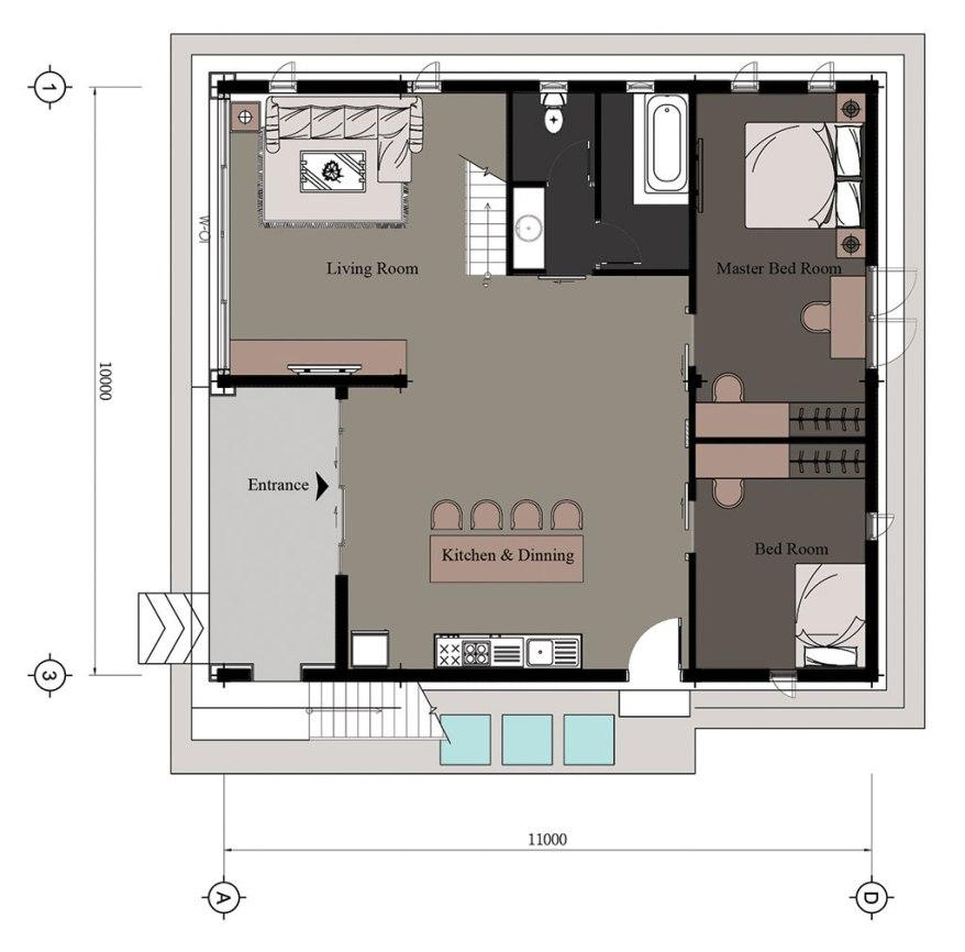 Base Ground Blueprint